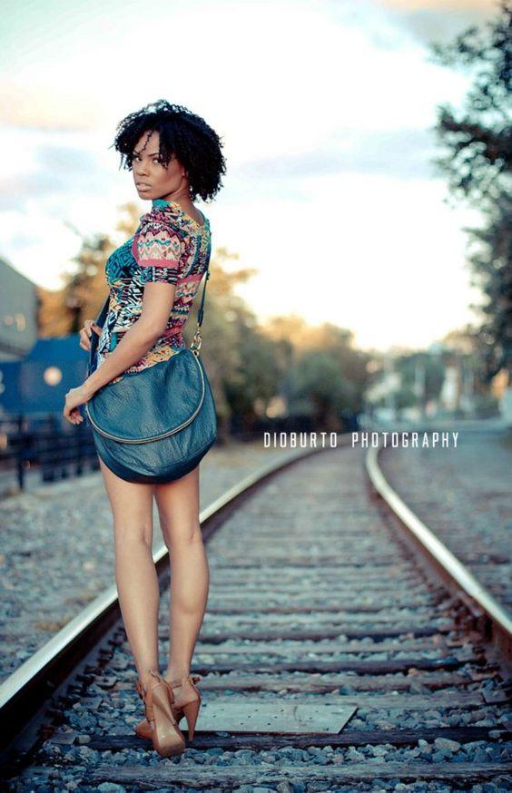 Natural hair - Jo Michelle