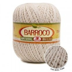 Barroco Natural Prata 700g