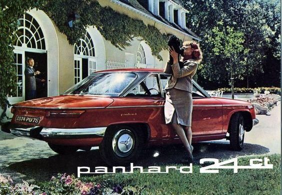 Panhard 24 - 1964/1967 - 23 245 exemplaires