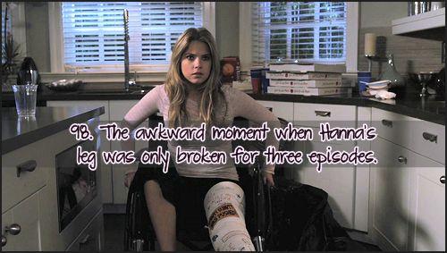 Awkward Pretty Little Liars Moments #98