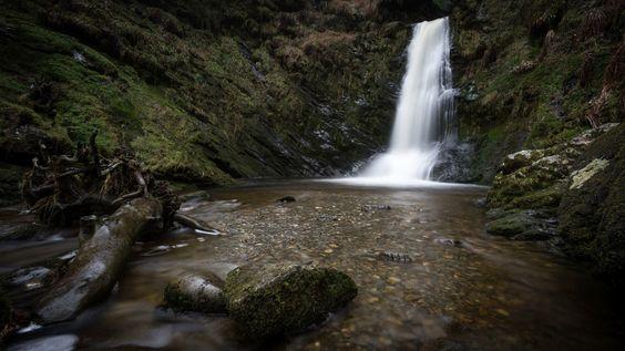 Pistyll Rhaeadr Falls www.dnaphotography.info