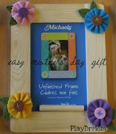 easy and inexpensive gift ... that little hands can make!