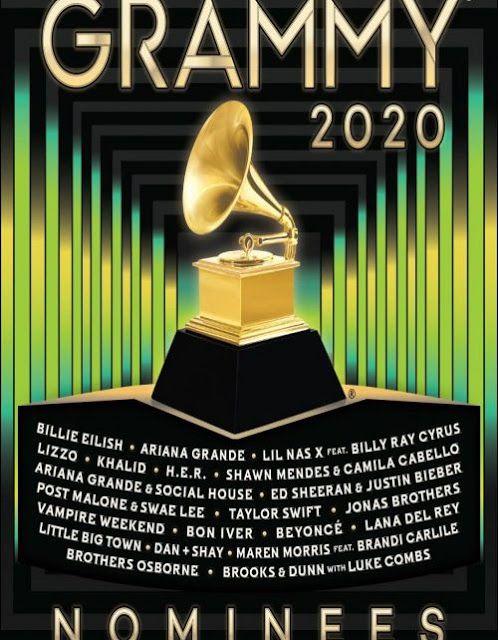 Download The 62nd Annual Grammy Awards In 2020 Grammy Nominees Grammy Grammy Awards