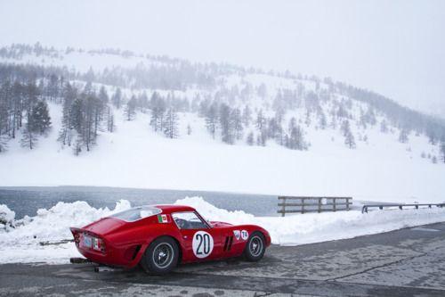 #Ferrari 250 GTO