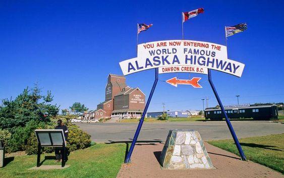 ultimative Alaska Kanada Rundreise
