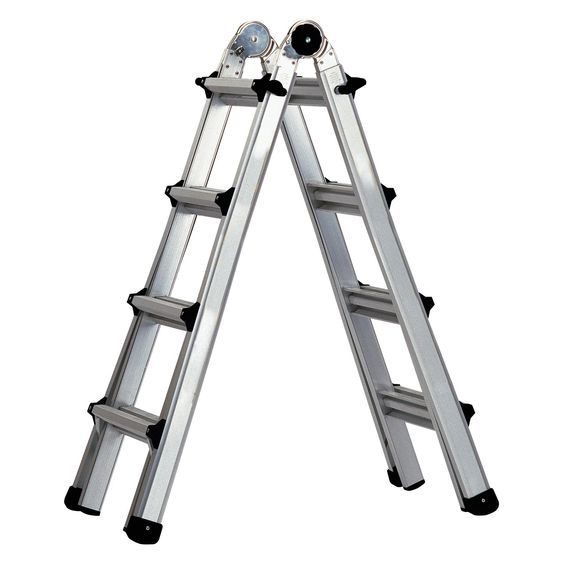 Cosco World's Greatest Multi-Position 17 ft Ladder
