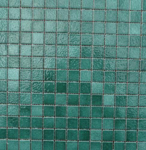 Vert Fonce Buis Mosaique Briare Par Plaque Emaux De Briare Mosaique Piscine Parement Mural
