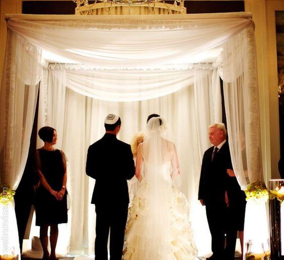 La boda judía www.webnovias.com