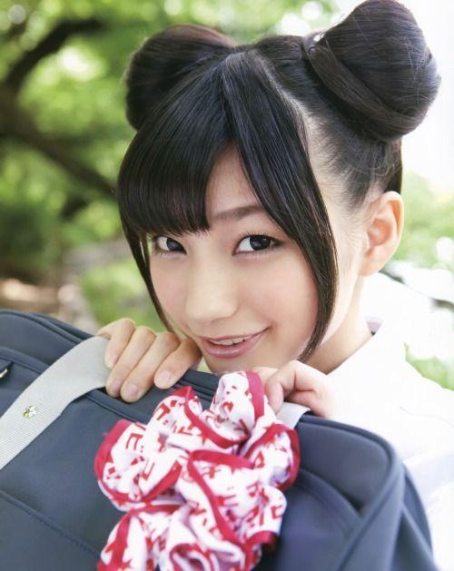 ツインお団子の高野麻里佳さん