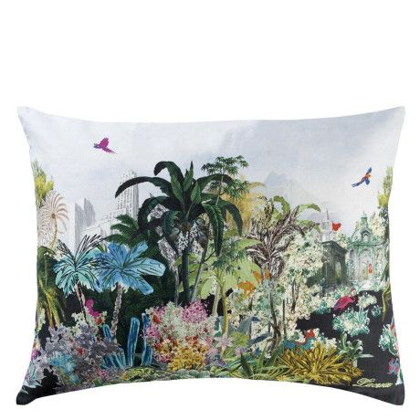 Christian Lacroix Bagatelle Reglisse Cushion - Trouva