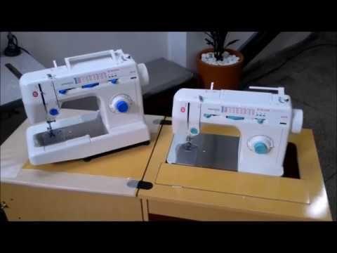 Maquina de fazer croche portatil