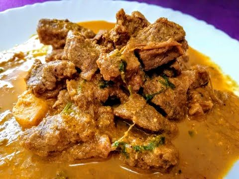 Beef Red Curry Mangalorean Recipe Beef Curry Mangalore Style