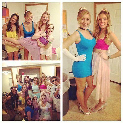 disney princess halloween costumes photo 2 - Disney Princess Halloween Costumes Diy