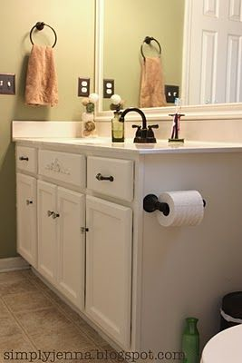 Bathroom Cabinets Behr And Behr Paint On Pinterest