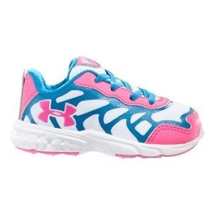 Toddler Girls Under Armour Spine shoes pink size 10k