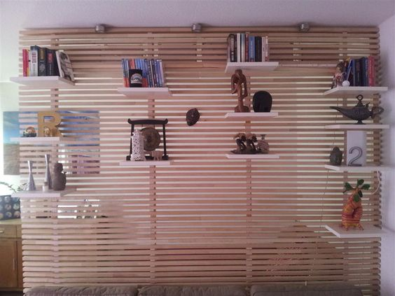 Ikea Mandal -bett-kopfteil-umbauen-wandgarderobe-wandhaken - ikea küchen türen