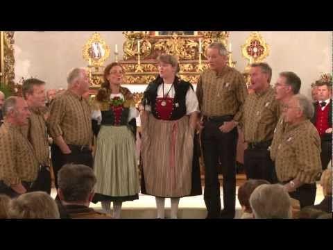 """""""Geissbärgchörli"""": Erntedank vom 25.09.2011 in Kloster CH-4229 Beinwil / www.beinwil.org"""