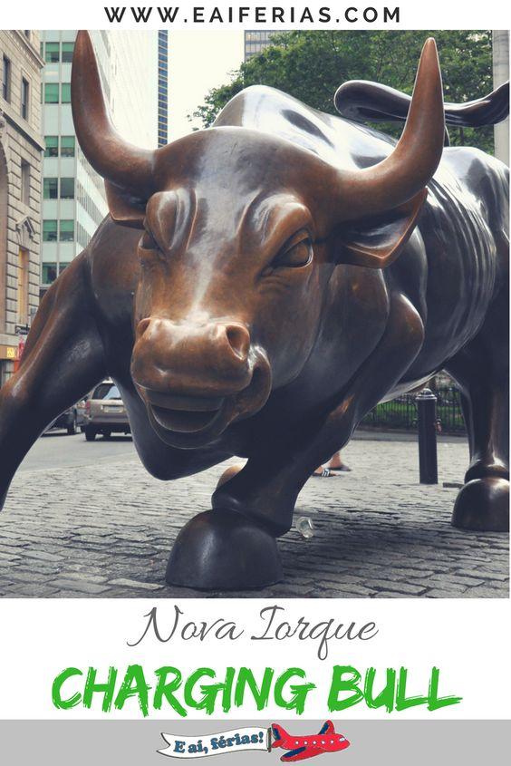 Charging Bull - Nova Iorque