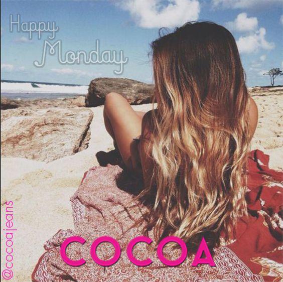 #happymonday #love #behappy #fun #lovely #fashion #cocoastyle