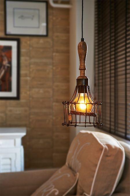 Punta del Este Hanging Lamp Riviera Maison 259270:
