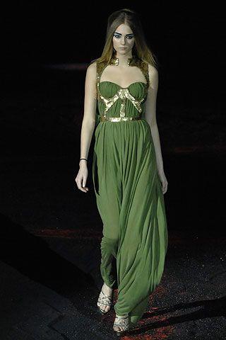 Alexander McQueen - Fall 2007 Ready-to-Wear - Look 21 of 50