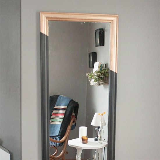 Old mirrors, New life and Mirror on Pinterest