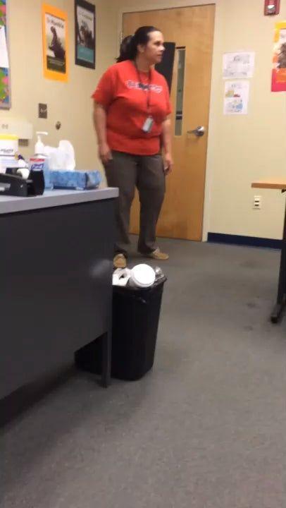 Perfectlycutscreams Student Hides Under Desk And Grabs Teacher S Ankle Student Teacher Hide