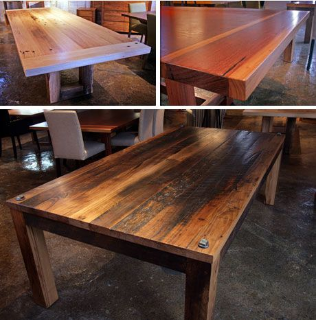 Coopers Store Recycled Solid Handcrafted Timber Furniture Dining Tables Home And Office