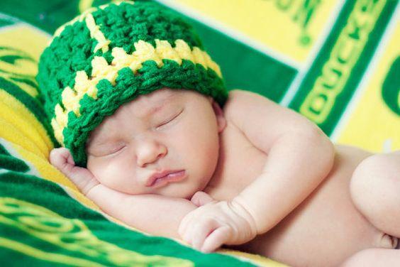 Packers beanie for Dan :)