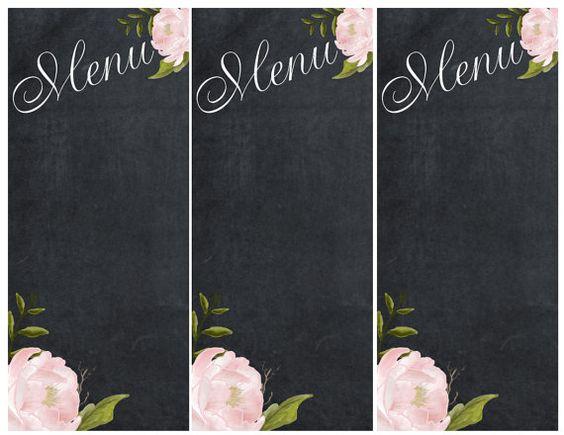 tableau de menu tableau noir de mariage and tableaux noirs on pinterest. Black Bedroom Furniture Sets. Home Design Ideas