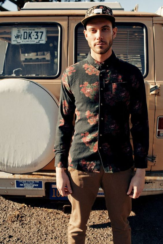 Mens Vintage Clothes Online | Bbg Clothing