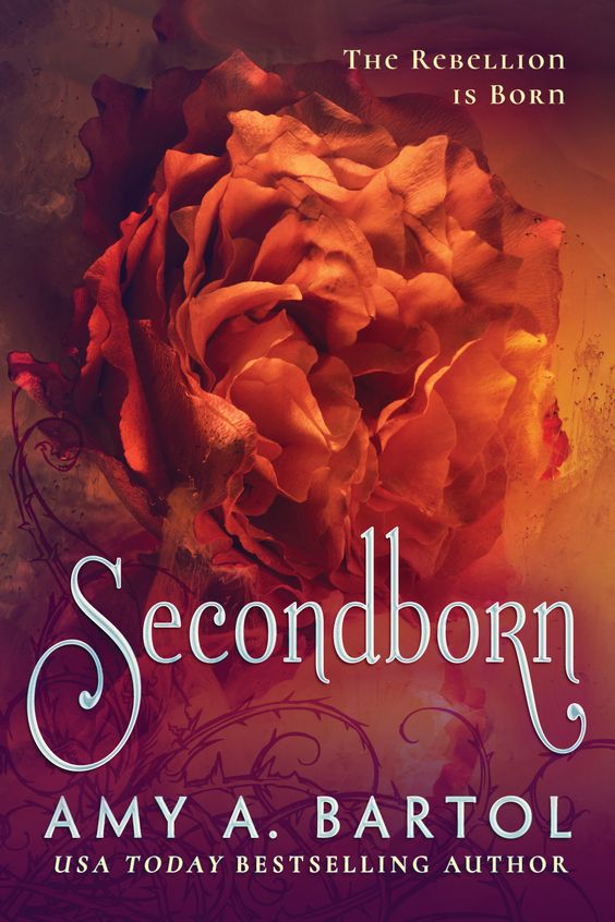Secondborn (Secondborn #1) by Amy A. Bartol  *Expected publication: August 1st 2017