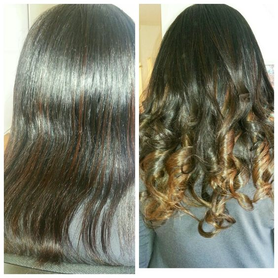 Geenies Sew In Method For All Hair Types Sew In Hair Extensions