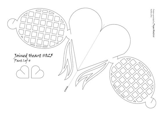 Joined Heart #025