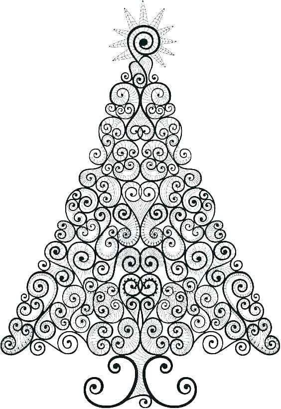 Printable Christmas Tree Coloring Pages Free Coloring Sheets Christmas Tree Coloring Page Tree Coloring Page Printable Christmas Coloring Pages