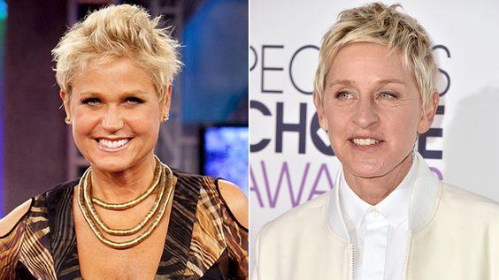 Xuxa pode virar 'Ellen DeGeneres brasileira' na Record - Entretenimento - Notícia - VEJA.com