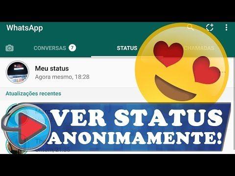Como Ver A Foto Do Status No Whatsapp Sem Que A Pessoa Saiba