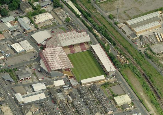 Bradford City A.F.C. - Valley Parade