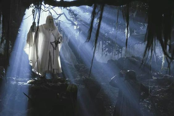 Lord of the  Rings, Gandolph