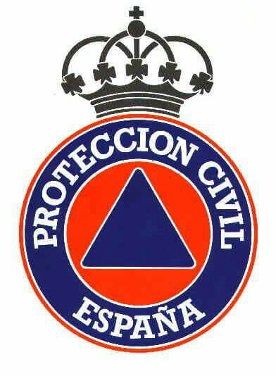 Protección Civil, España.