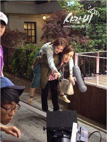 Znalezione obrazy dla zapytania love rain drama cast
