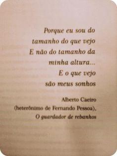 Fernando Pessoa / Alberto Caeiro