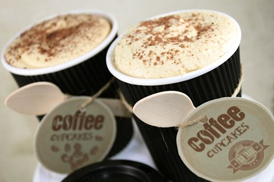 How to Make Easy Espresso Coffee Cupcakes • CakeJournal.com