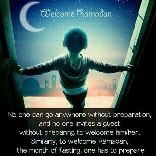 Kata Mutiara Islami Ramadhan Islam Mutiara Ramadan