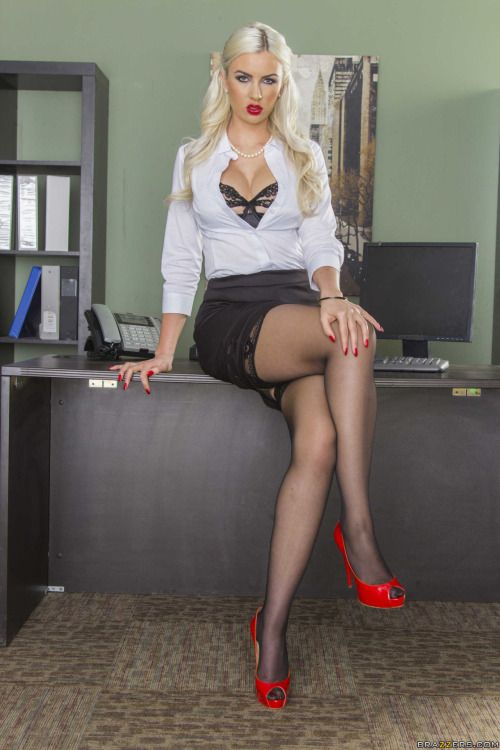 Secretary lingerie tumblr