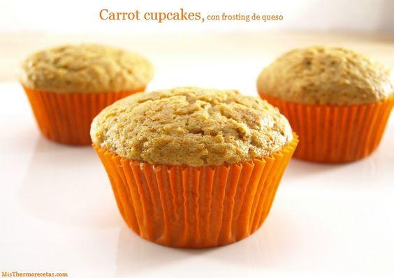 cupcakes receta - Buscar con Google
