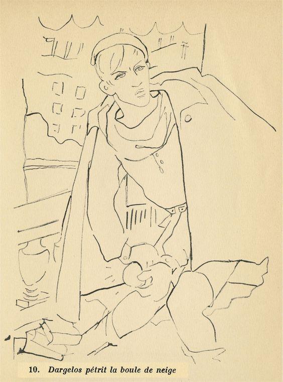 1935, Les Enfants terribles