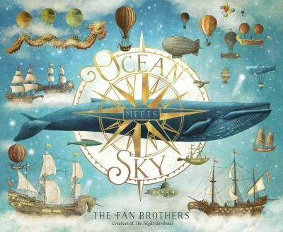 Cover image for Ocean meets sky
