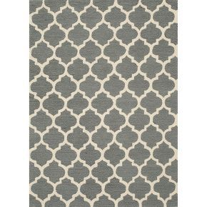Simple Morocco Hand-Tufted Rug