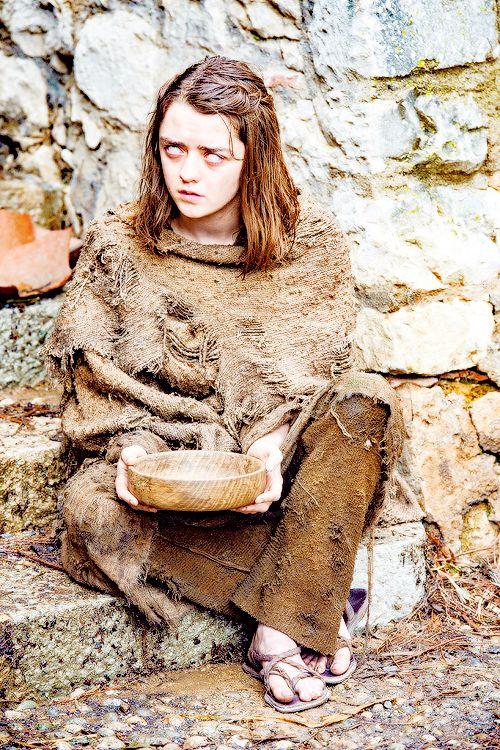Game Of Thrones, iheartgot: Arya Stark in Game of Thrones Season...